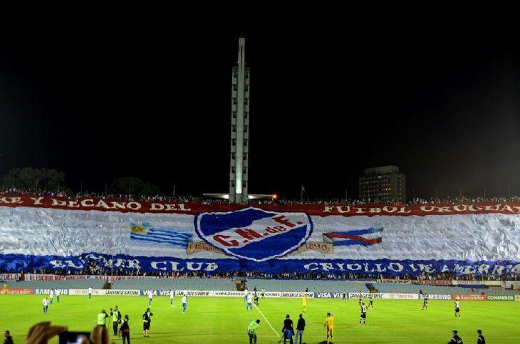 El gran Nacional de Uruguay podría sumar a Adam Bareiro.