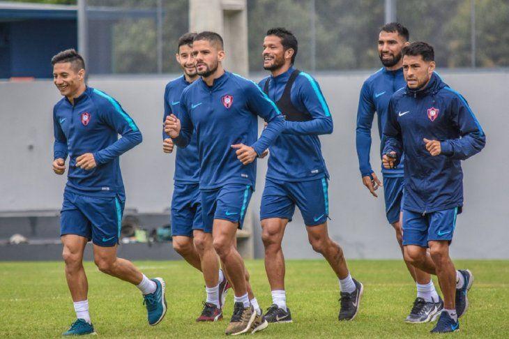 Cerro Porteño jugará amistosos en Brasil.