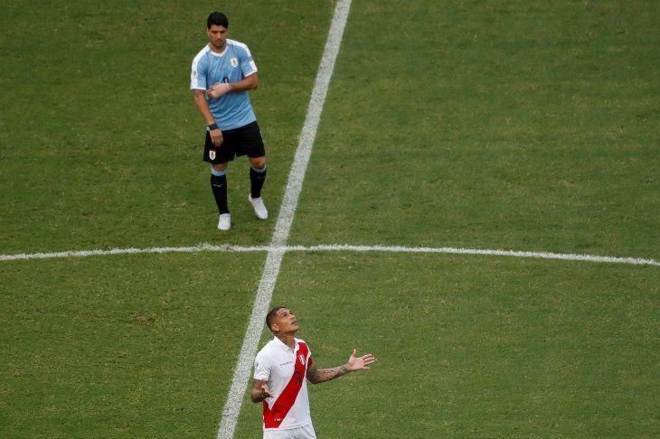 Así fue la clasificación de Perú ante Uruguay