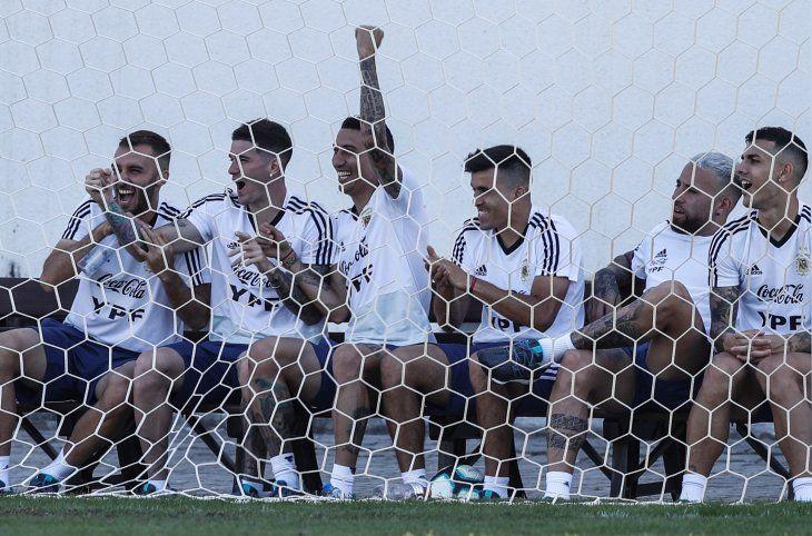 Argentina se olvidó de la fiesta y ya prepara la semifinal contra Brasil