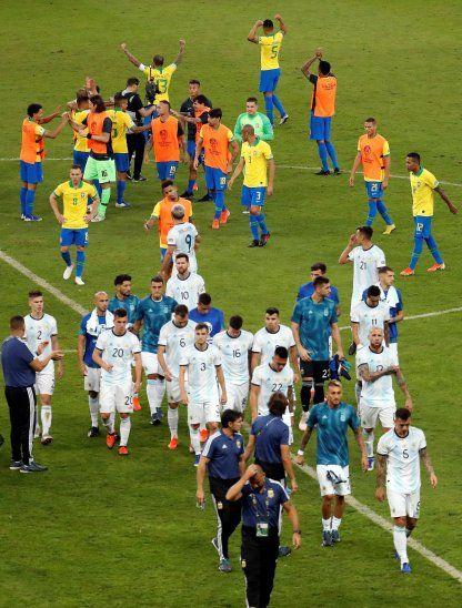 Argentina se siente perjudicada por el arbitraje.