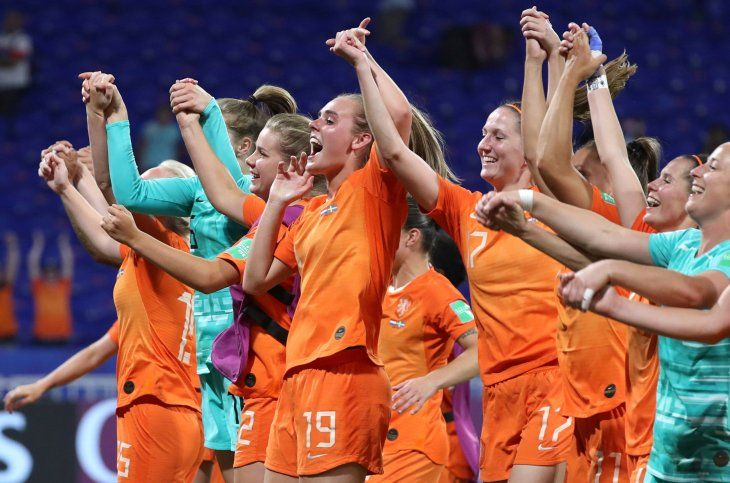 Holanda se medirá a Estados Unidos en la final.