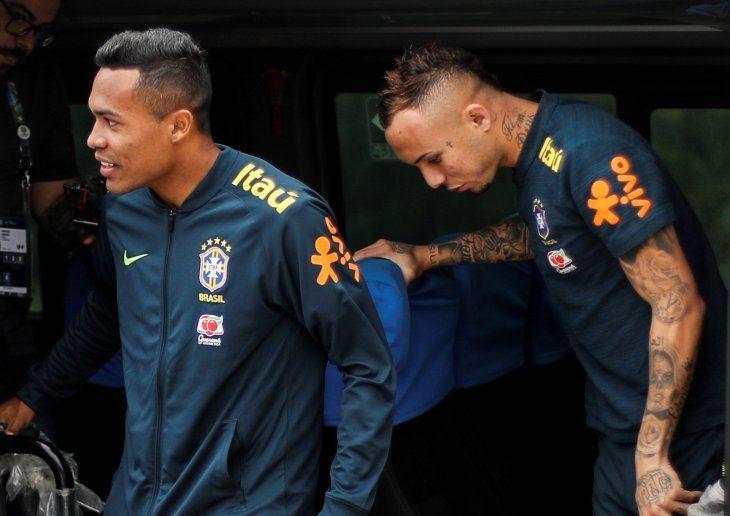 Brasil se prepara para la gran final.