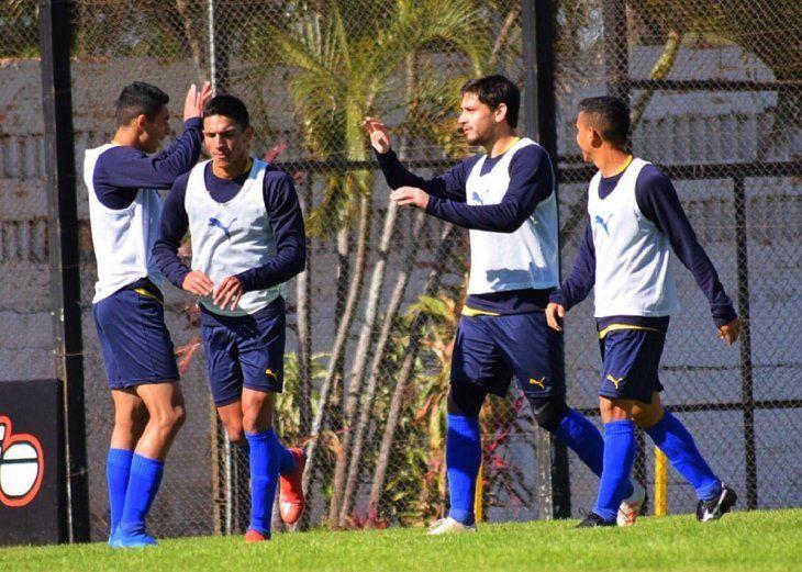 Luqueño fue superior a Guaraní en un compromiso amistoso.