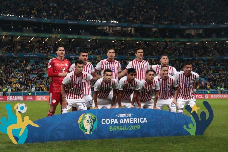 Un paraguayo entre los mejores de la Copa América, según medio brasilero