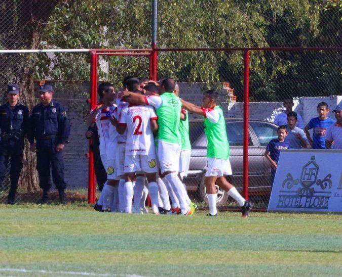Mallorquín derrota a Valenzolano y avanza de ronda en la Copa Paraguay.