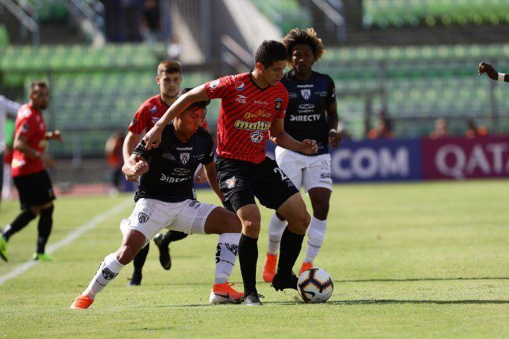Caracas e Independiente del Valle definirán clasificación en la vuelta