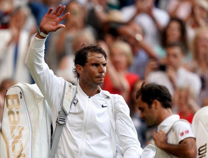 Rafael Nadal: He perdido otra oportunidad de estar en la final de Wimbledon