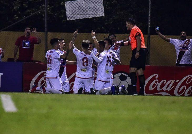 River Plate venció a Guaraní en el Rogelio Livieres.