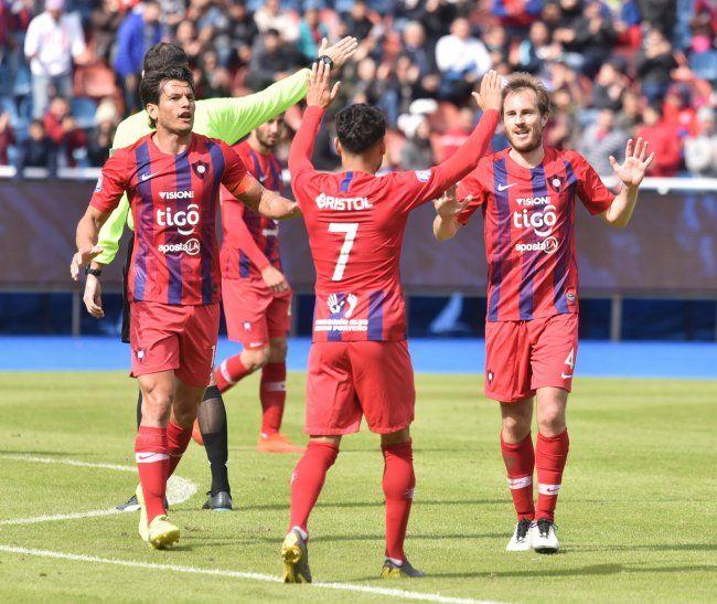 Cerro Porteño debuta hoy en el torneo Clausura.