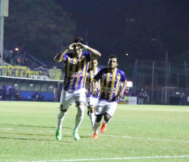 Luqueño goleó y pasó de ronda en la Copa Paraguay.