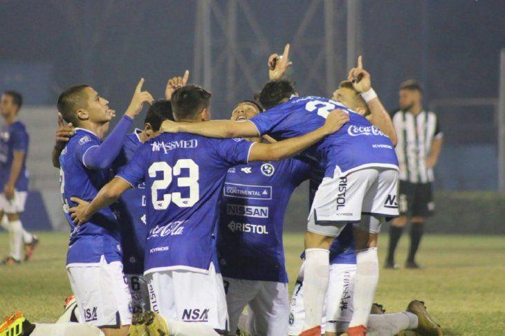 Sol de América avanzó a los 16avos de final de la Copa Paraguay.