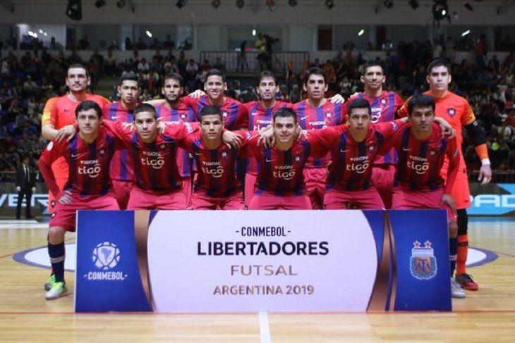 Cerro Porteño es uno de los mejores equipos del continente en esta disciplina.