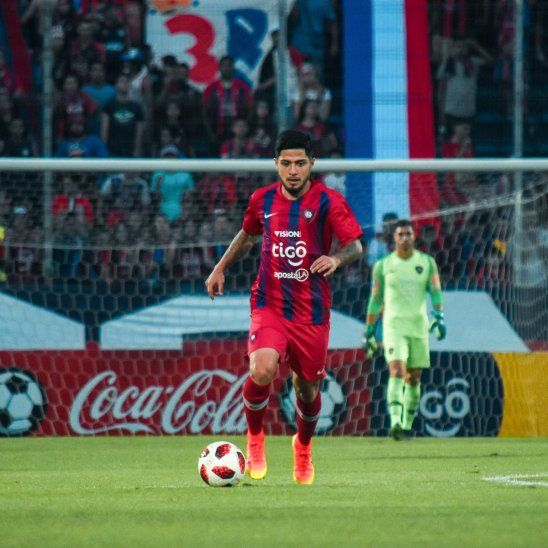 San Lorenzo recibe a Cerro Porteño — Copa Libertadores