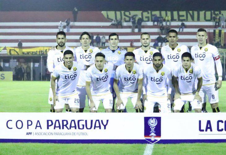 Guaraní viene de vencer a Recoleta por la Copa Paraguay.