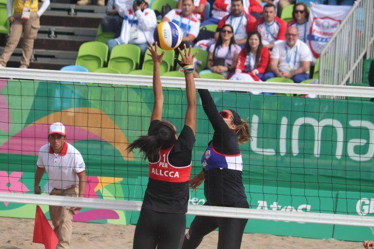 La representación de Paraguay logró la victoria ante el anfitrión.