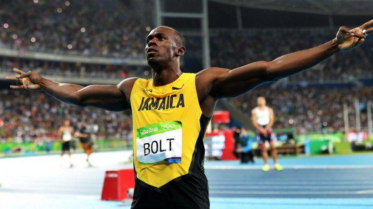 Usain Bolt disipó dudas acerca de los rumores de su regreso