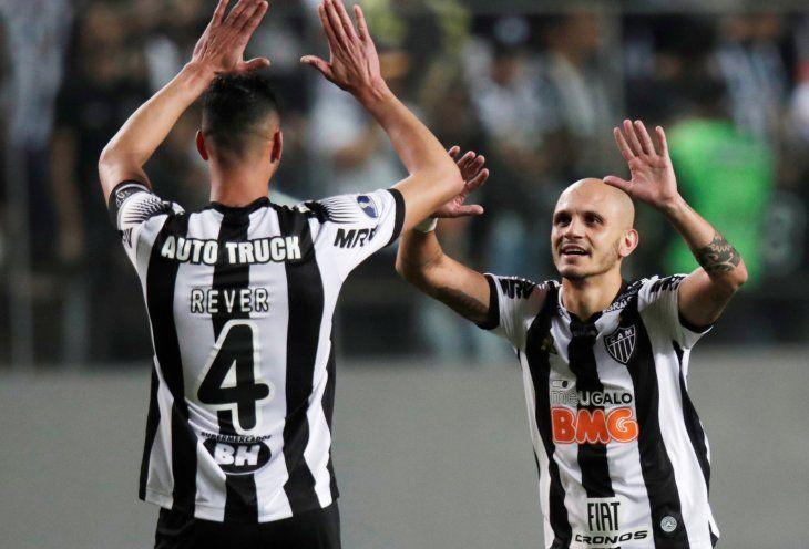 Mineiro ganó de local y avanzó en la Sudamericana.