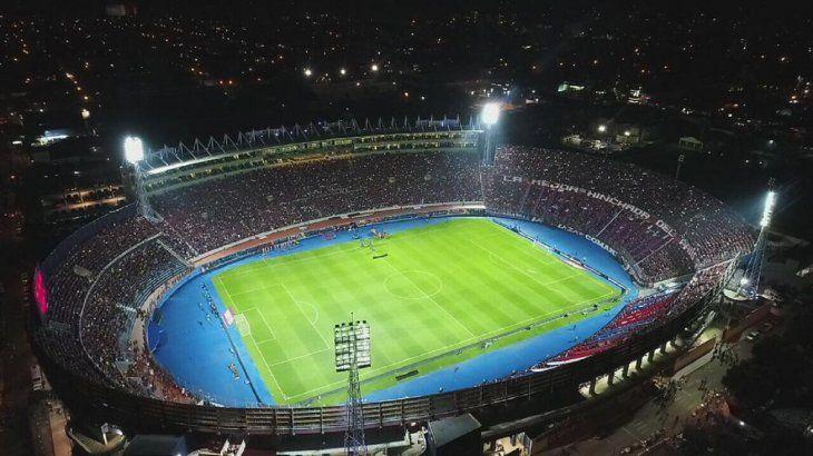 Cerro Porteño definirá la llave ante River Plate jugando en La Nueva Olla.