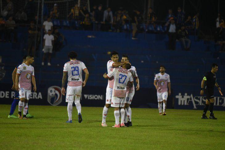 San Lorenzo viene embalado tras su triunfo sobre a Cerro Porteño.