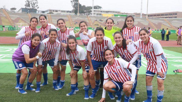 Selección Paraguaya Femenina.