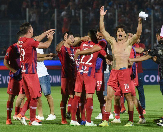 Cerro Porteño medirá en cuartos de final al vigente campeón