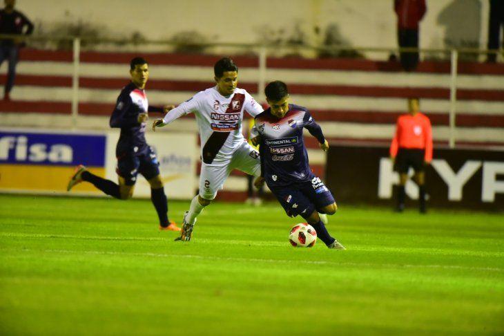 Nacional venció por la mínima a River Plate.