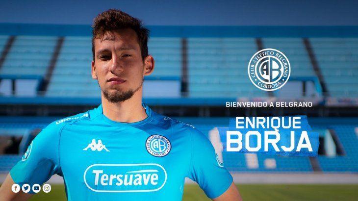 Enrique Borja