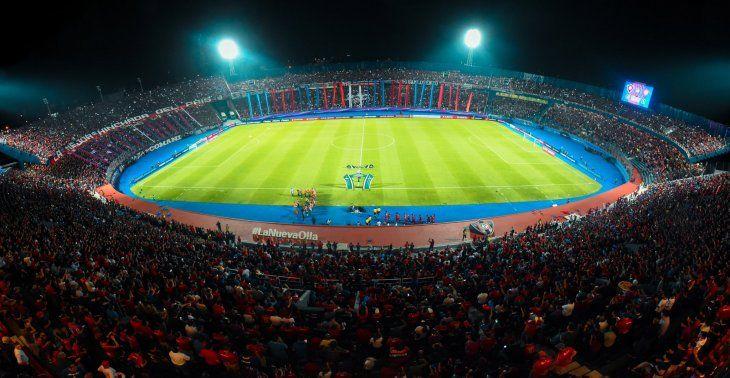 Se espera una fiesta en La Nueva Olla para el partido Cerro-River del próximo 29 de agosto.