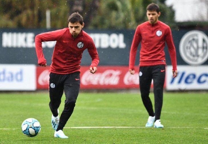 Los mellizos Romero ya entrenan con San Lorenzo | Paraguayos en el ...