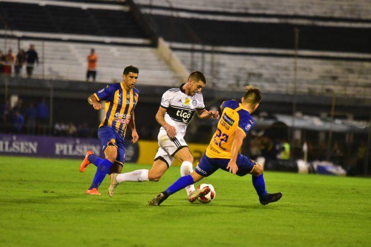 Olimpia buscará retomar la punta del Clausura frente a Luqueño.