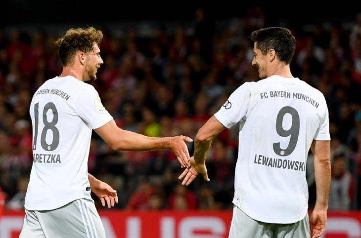 El Bayern abre ante el Hertha una Bundesliga con pronóstico reservado.
