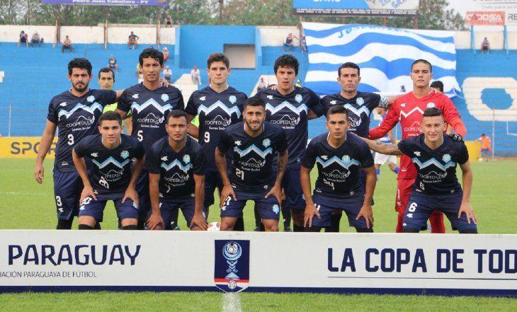 Guaireña es cuartofinalista.