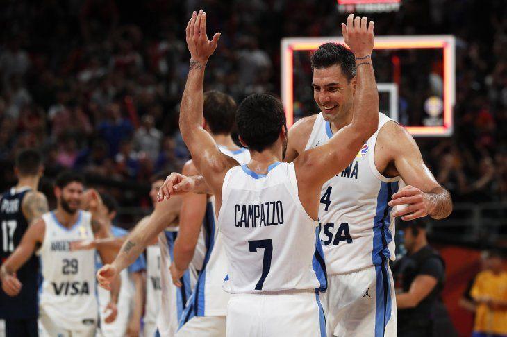 Argentina jugará la final del Mundial de baloncesto ante España.