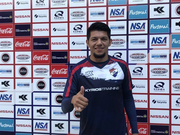 Marcos Riveros regresa al plantel principal.
