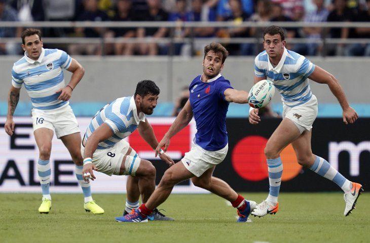 Argentina no pudo y cayó ante Francia.