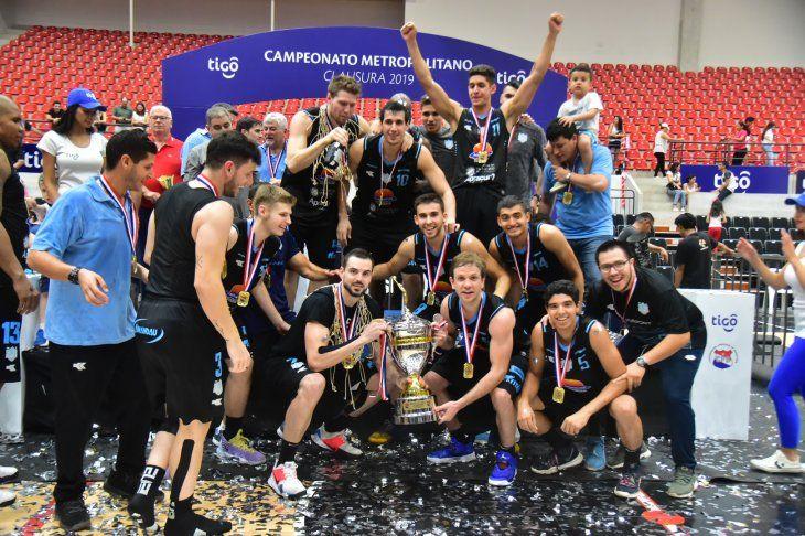 San José se consagró campeón.