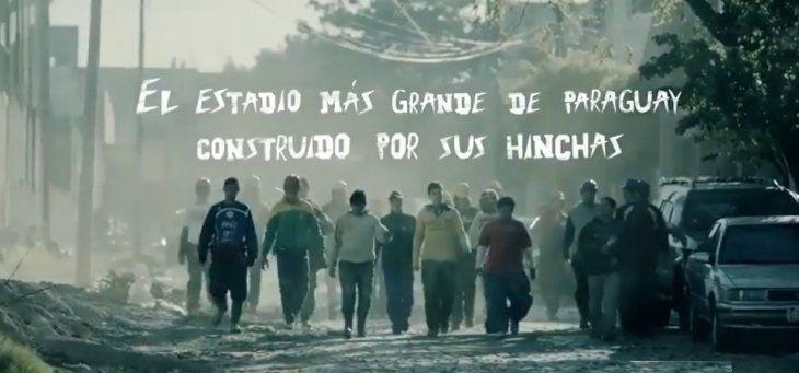 Cerro dio la bienvenida a Colón e Independiente con un video.