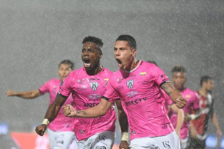 Independiente logró su primer título internacional