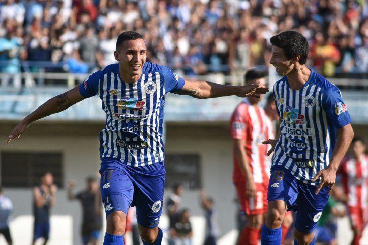 El 12 de Octubre ganó y logró su pasaje a la Primera División.