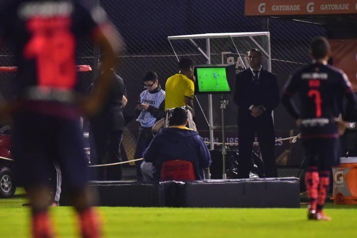 El VAR tendrá su debut en el fútbol paraguayo.