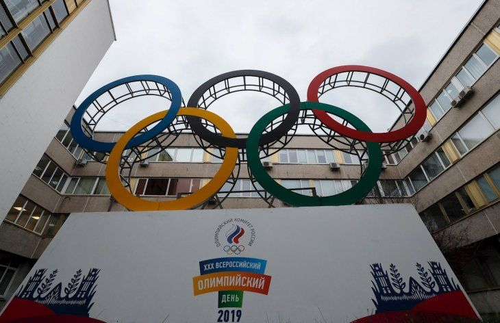 Golpazo a Rusia a poco menos de un año para los Juegos Olímpicos.