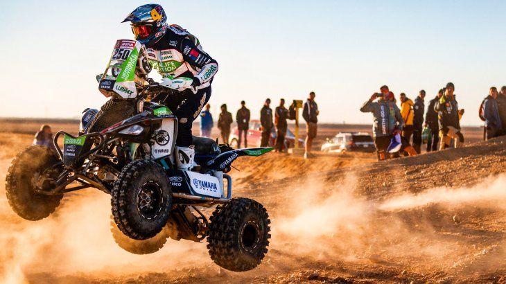 El chileno Ignacio Casale sigue ampliando su ventaja rumbo a su tercer Dakar.