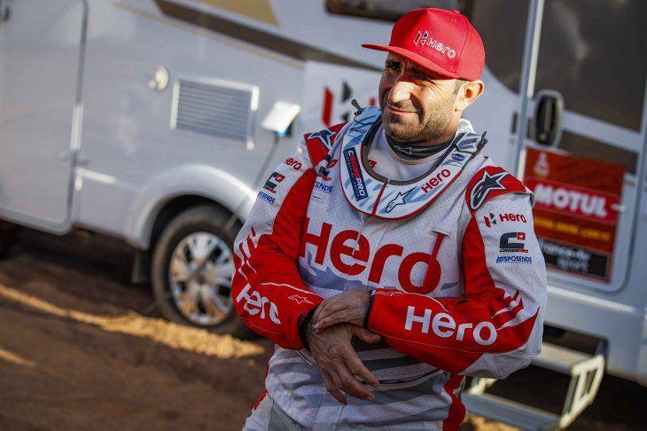 El piloto portugués PauloGonçalvez falleció durante el rally Dakar de Arabia Saudita.