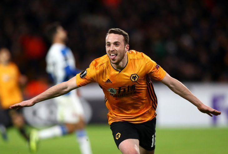 Wolverhampton goleó al Espanyol.
