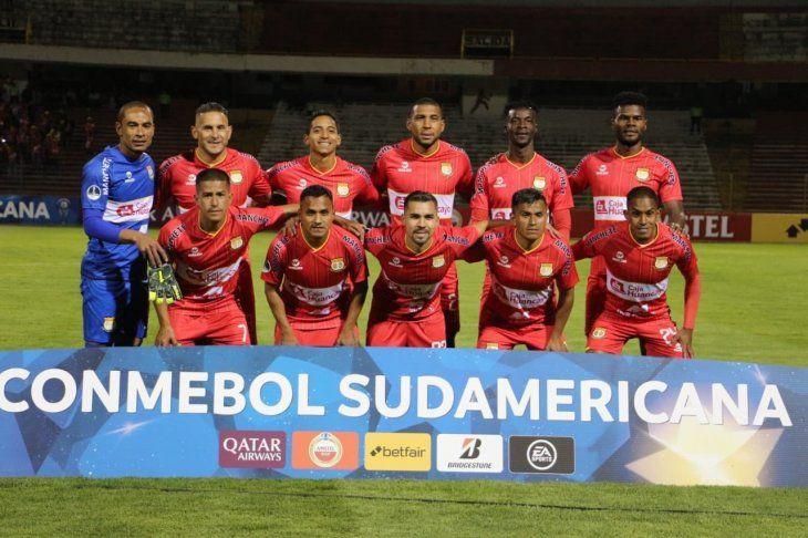 Sport Huancayo avanzó de ronda en la Sudamericana al superar a Argentinos Juniors.