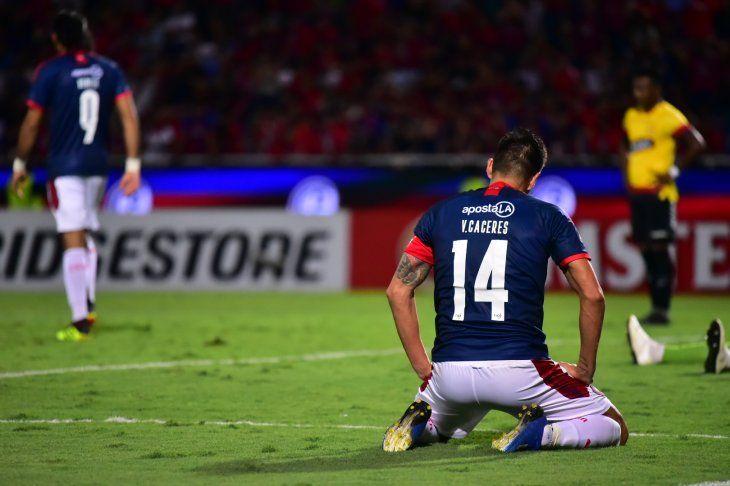 Cerro Porteño cayó y quedó eliminado.