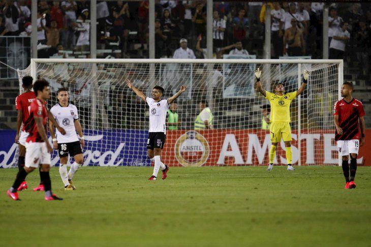 El cacique se recuperó en la Libertadores.