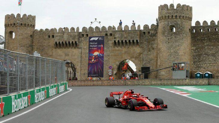 Aplazan el Gran Premio de Bakú y arranque de la Fórmula Uno por coronavirus.