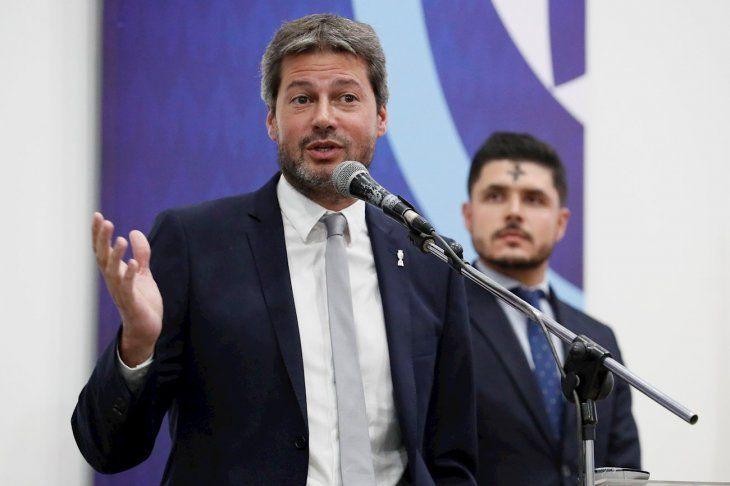 El ministro de Turismo y Deporte de Argentina
